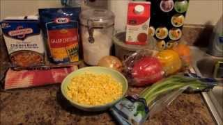 Cooking w/ GradysMom: The Pioneer Woman's Corn & Cheese Chowder(Please subscribe to me & make me the happiest mommy in the world!!~ Cooking Video: The Pioneer Woman's Corn & Cheese Chowder. Hope you enjoy :) LINK ..., 2014-08-18T17:00:45.000Z)