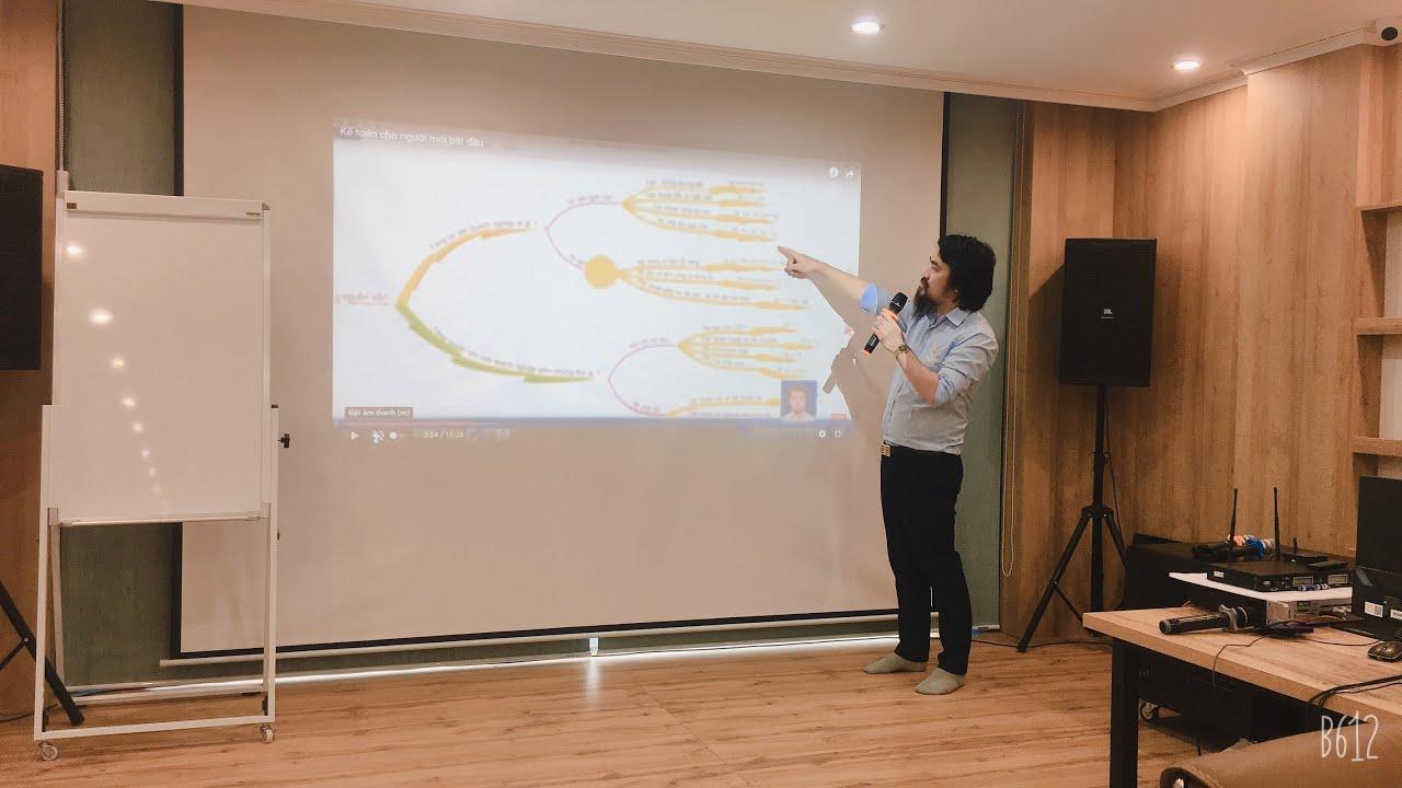 Khóa học kế toán Sản Xuất - TMDV - XNK online