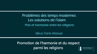 Problèmes des temps modernes : les solutions de l'Islam (Littérature audio) 1ère Partie