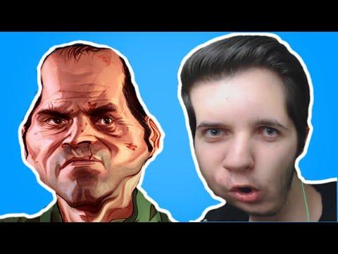 GTA 5 KOMİK ANLAR MONTAJ!! (100.Bölüm Özel)