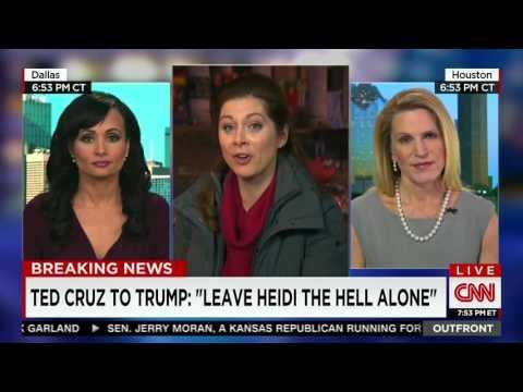 Alice Stewart on Erin Burnett OutFront | March 24, 2016 | Cruz for President