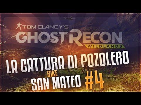 "Tom Clancy's Ghost Recon Wildlands | SAN MATEO |  ""Cattura El Pozolero"" Stealth | MULTIPLAYER ITA"
