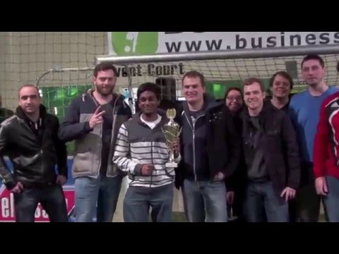 BUSINESS CUP - 2016 STUTTGART