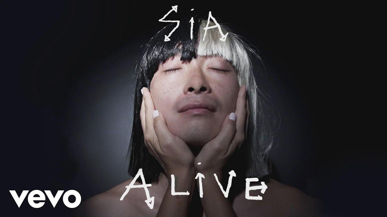 Sia - Alive (Audio)