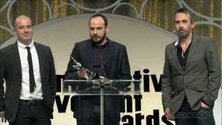 15th Annual Interactive Achievement Awards