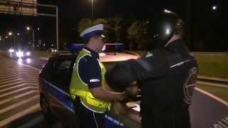 Skandaliczne zachowanie kierowców podczas kontroli - Na Drogach
