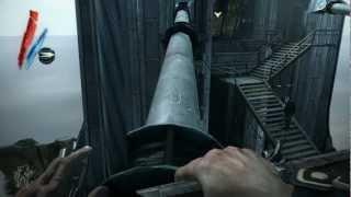 Dishonored - Reach the Lighthouse Pt. 2 - Kingsparrow Gatehouse and Burrow Lighthouse