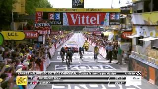 La minute maillot jaune LCL - Étape 21 (Sèvres / Paris Champs-Élysées) - Tour de France 2015
