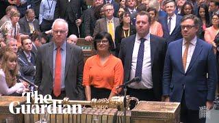 MPs approve amendment to make no-deal Brexit more difficult