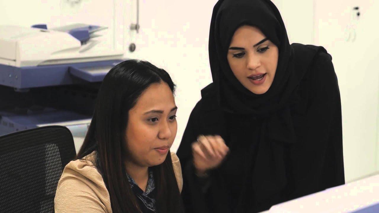Meet Our People: Nada Al Shezawi