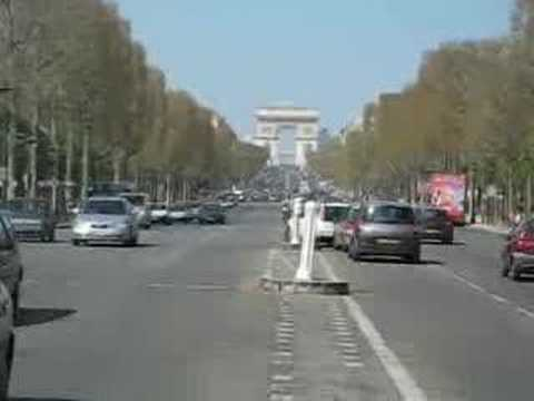 Paris, Champs Elysee