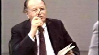 Kreisky - Taus Fernsehdebatte Ausschnitt 1975