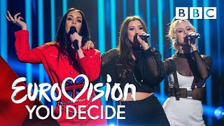 MAID perform 'Freaks' - Eurovision: You Decide 2019 - BBC