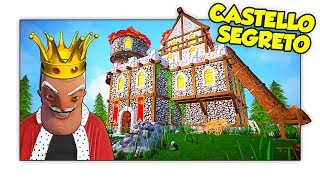 IL CASTELLO SEGRETO DEL VICINO DI HELLO NEIGHBOR! - Goodbye My King ITA