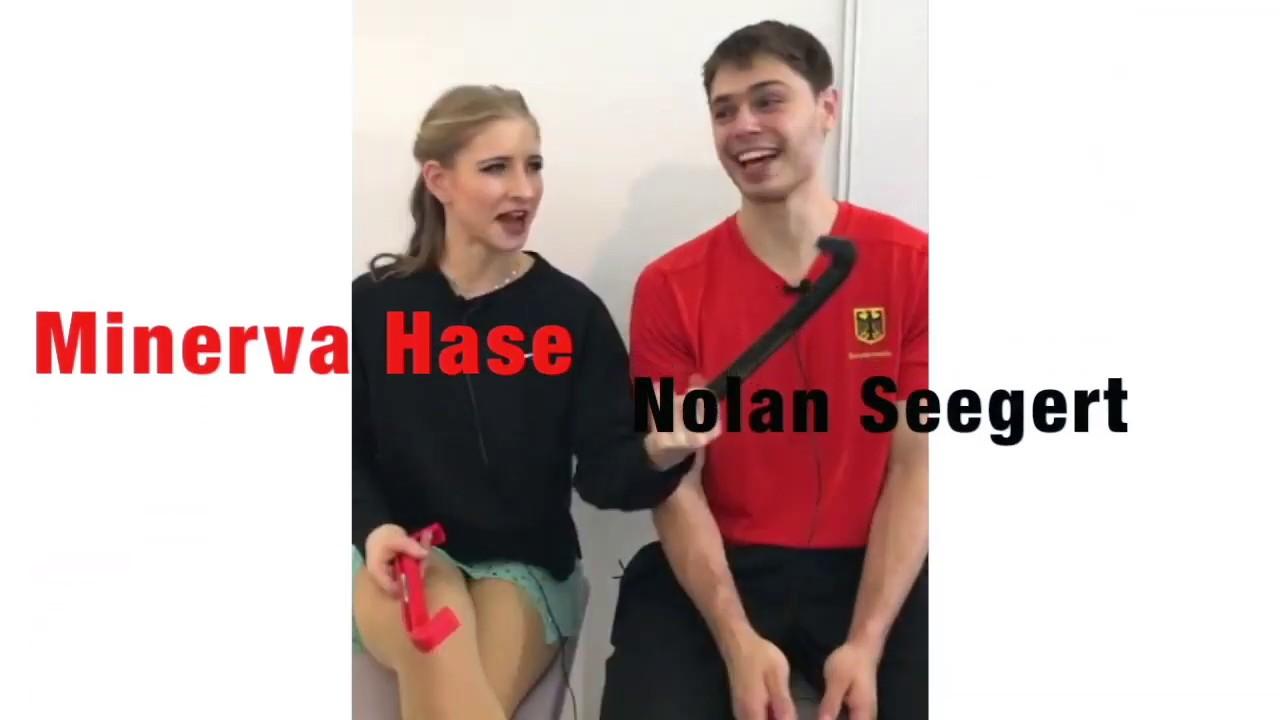 HIM VS. HER // Minerva Fabienne Hase & Nolan Seegert (GER)