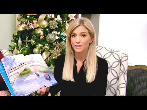 """Ainsley Earhardt Book Signing & Interview   """"Through Your Eyes"""""""