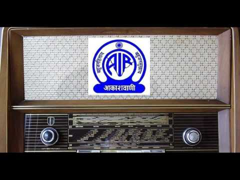 JOYDEB SIR & ALL INDIA RADIO AIR AKASHVANI KOLKATA YUVOVANI