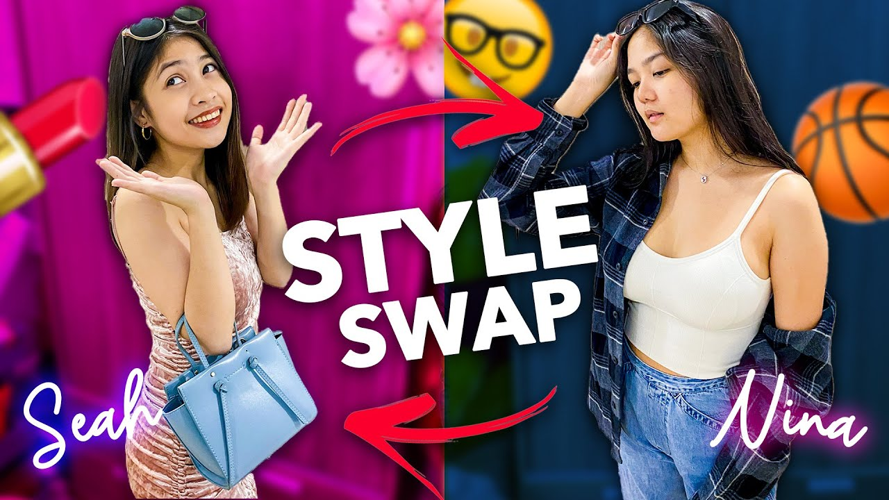 Download STYLE SWAP Challenge with Seah! | Nina Stephanie