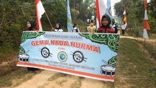 Marching Band Gema Nada Nurma Sintang | Pawai Ta'aruf Tahun Baru Islam 1441 H di Belitang