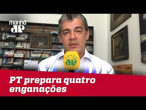 PT prepara quatro enganações para o segundo turno | Marcos Troyjo