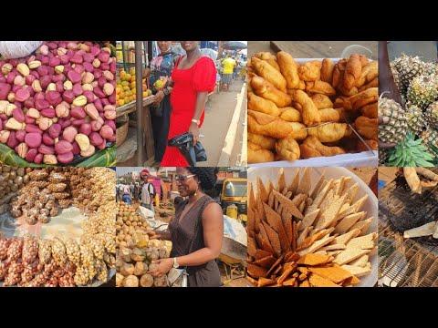 Sierra Leone 🇸🇱 Freetown Street food #lifeinfreetown #life in Sierra Leone 🇸🇱 #life in African