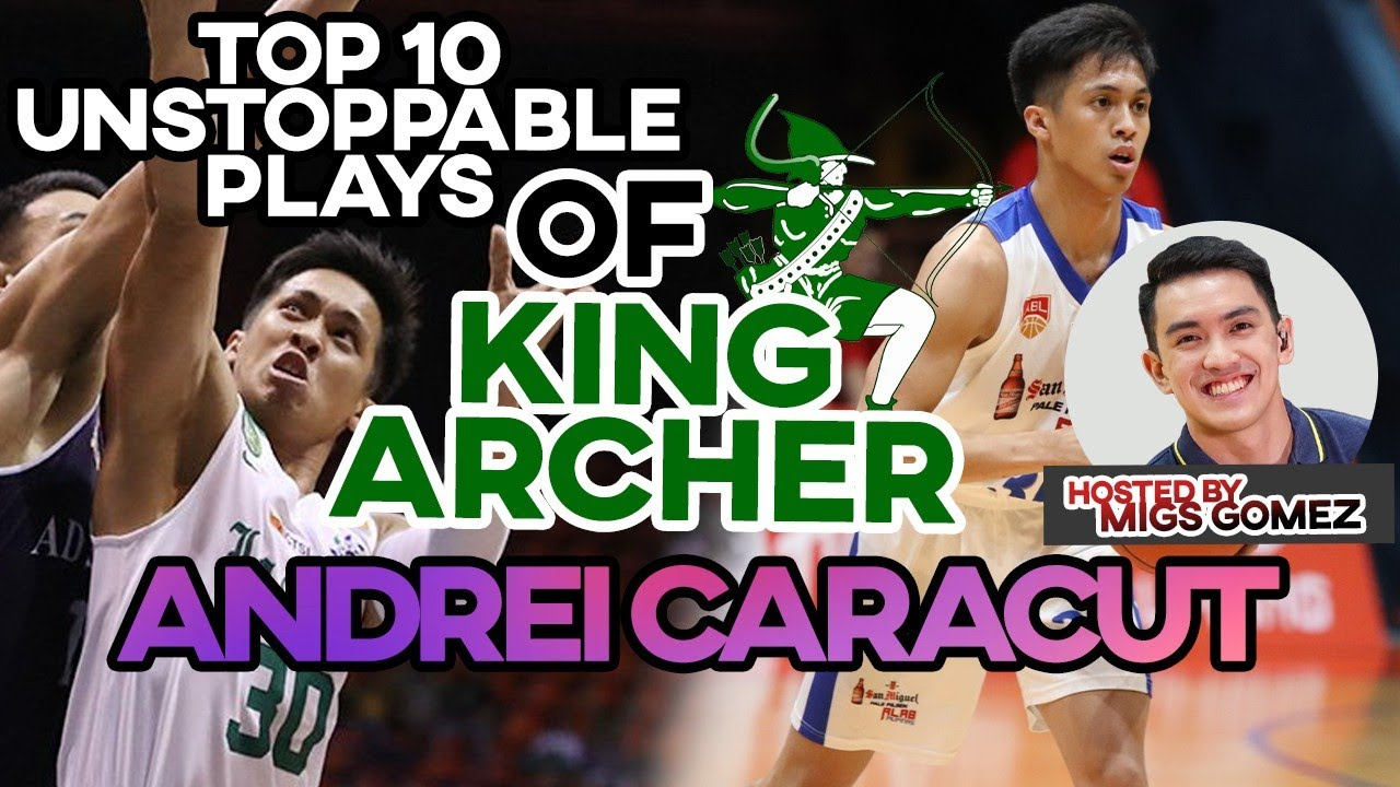 Download Top 10 Unstoppable Moves of King Archer ANDREI CARACUT | Hosted by Migs Gomez