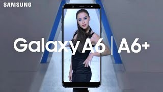 Samsung Galaxy A6 Plus Official Video - Trailer, Intro, Commercial, Tvc, Promo