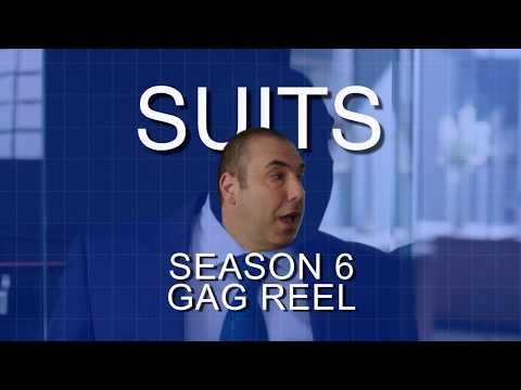 Suits Season 6 - Blooper Reel :)