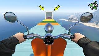 GTA 5 ONLINE 🐷 TUNNEL FAGGIOLINO !!! 🐷 GARE PARKOUR 🐷N*301🐷 GTA 5 ITA 🐷 DAJE !!!