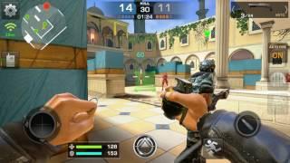 COMBAT SQUAD Gameplay : Team Deathmatch