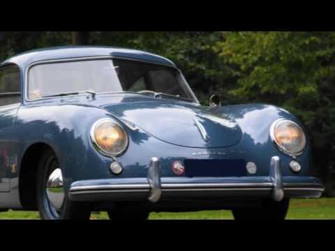 1953 porsche speedster