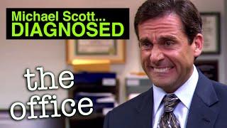 The Psychoanalysis of Michael Scott   the office