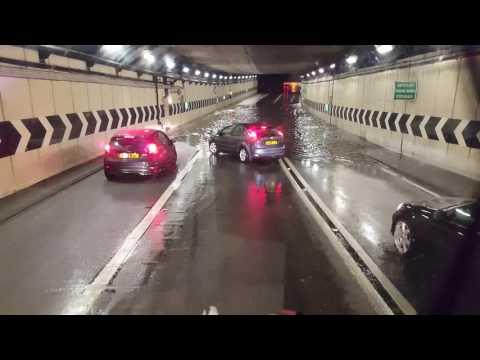 London flood june 2016