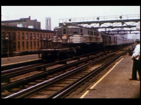 Walt Berko's New York Central Railroad Films, 1961