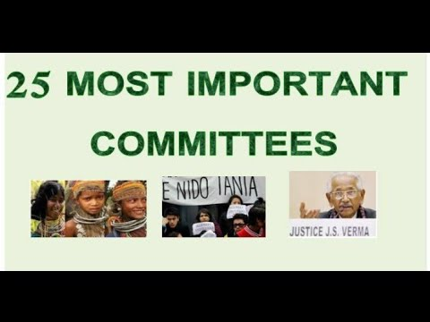 Most Important Committees In News