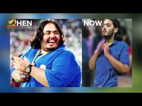 Mukesh Ambani Son Anant Ambani Lost An Incredible 70 Kilos | Mango News
