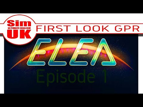 Visually Stunning & Epically  Confusing Game | Elea - Episode 1 First Look Gameplay Review