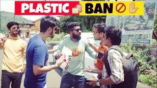 PLASTIC BAN | JHAKAAS SHOTS | COMEDY VIDEO