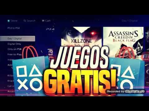 Como Tener Algunos Juegos De Paga Gratis En Playstation Store Ps4