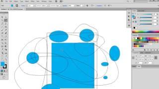 Учимся работать в Adobe Illustrator Урок 1