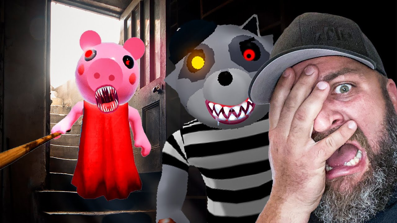 ROBLOX PIGGY 2 Horror Ship and Safe Place - So SCARY!