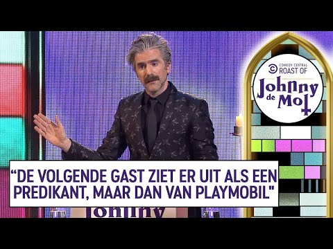 Jeroom Snelders - Volledige Roast van Johnny de Mol! - THE ROAST OF JOHNNY