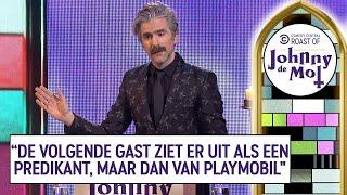 Jeroom Snelders - Volledige Roast van Johnny de Mol! - THE ROAST OF JOHNNY
