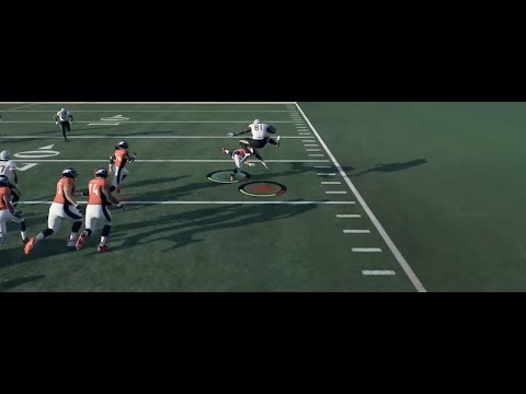 Madden 18 Top 10 Plays of the Week Episode 20 - Megatron Gets MAJOR Air