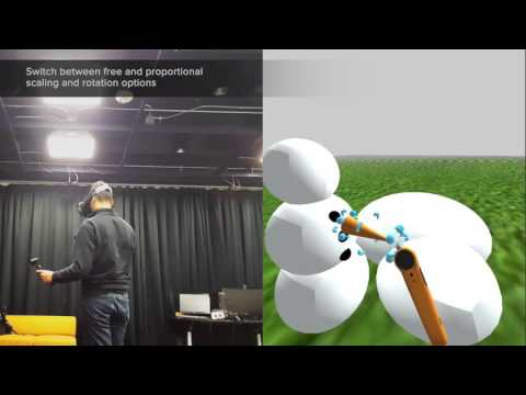 Sandbox VR - Build for VR, in VR