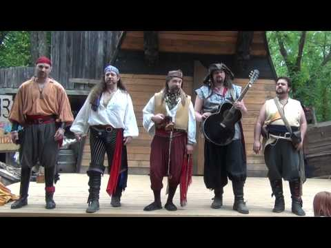Jolly Rogers- The Derelict (Fifteen Men on a Dead Man's Chest)