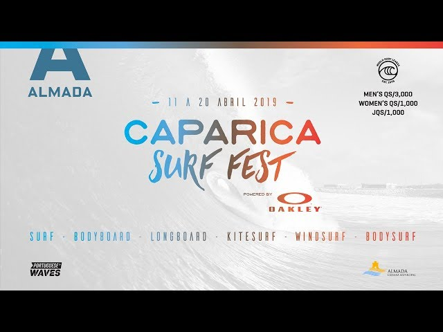 Caparica Surf Fest Pro powered by Oakley - Day 5