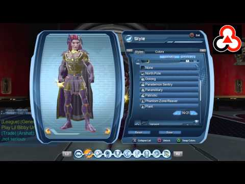 DCUO : Circe Iconic Style by Treacherous