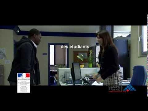 Campus France Film institutionnel