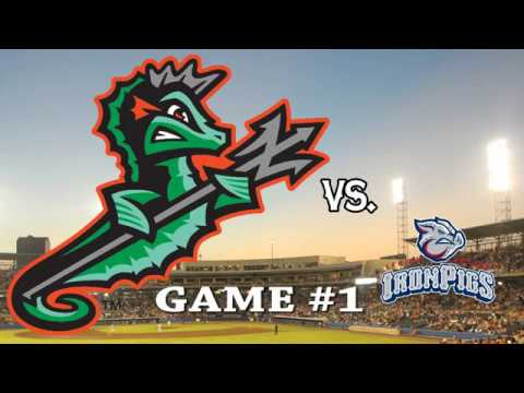 Norfolk Tides vs. Lehigh Valley IronPigs - April 25, 2018 (Game #1)